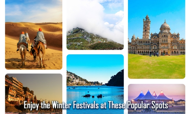 Enjoy the Winter Festivals at These Popular Spots